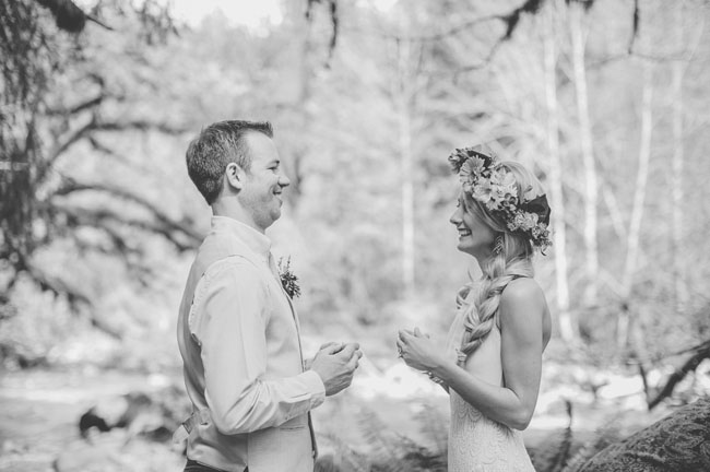 Treehouse Elopement Ceremony