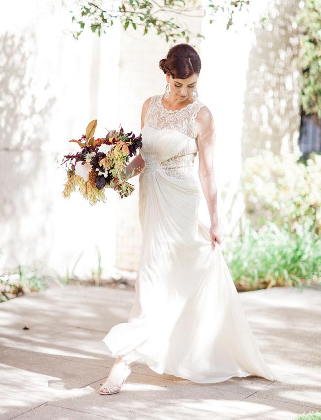 Tadashi Shoji Wedding Dress
