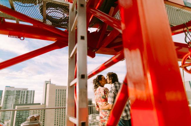 Crane Engagement Session