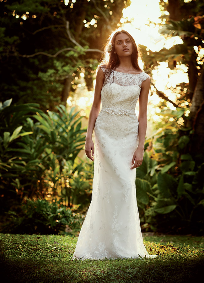 Melissa Sweet for David's Bridal Fall 2015