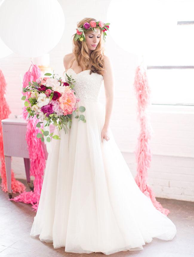 Tiffany's Bridal Dress