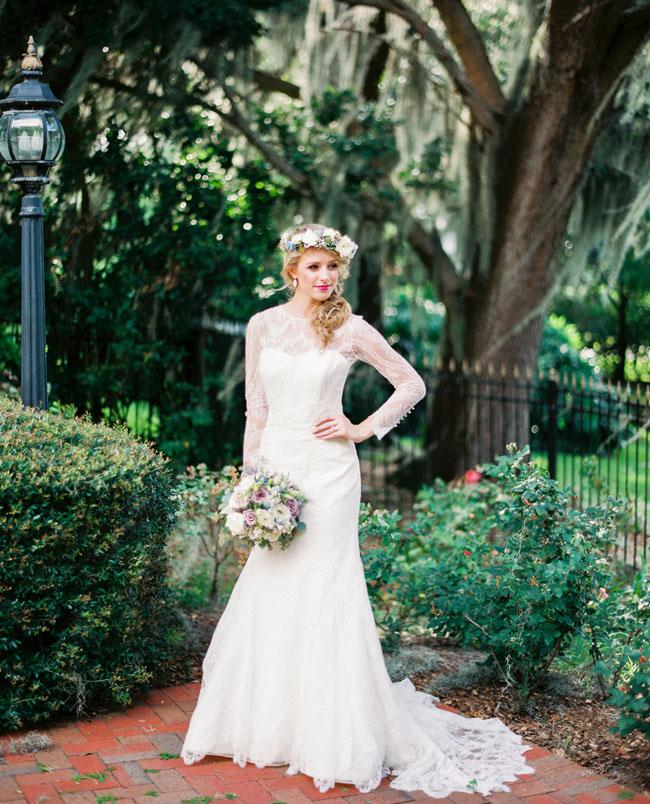 Calvet Couture Bridal Dress