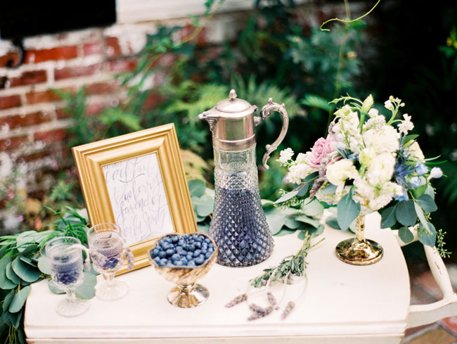 French Dusty Blue Inspiration