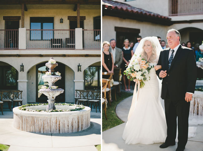 Garden Paso Robles Wedding
