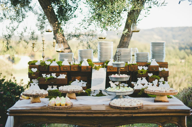 Lush Wine Country Garden Wedding: McKenzi + Blake