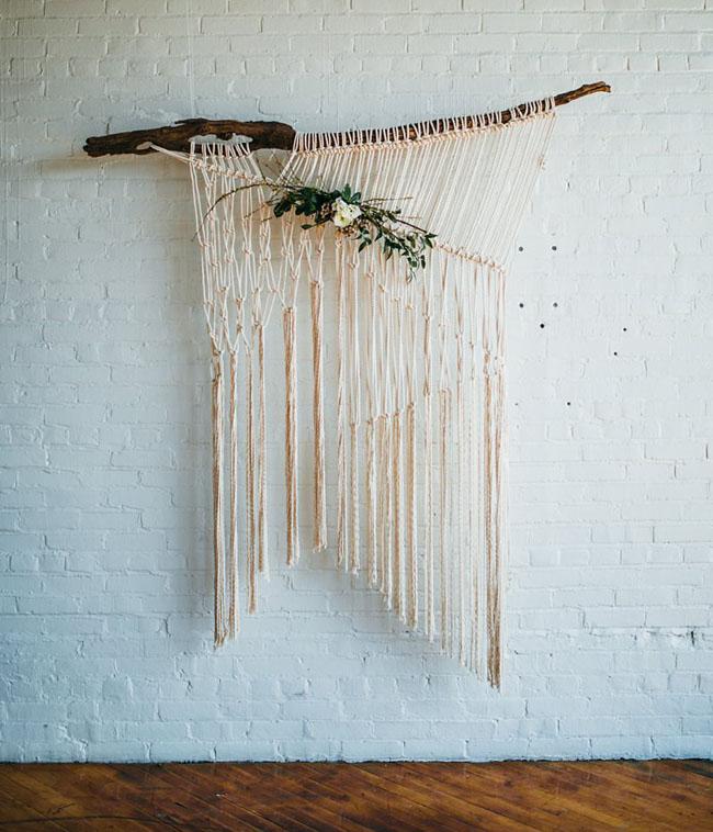 Handwoven Romantic Inspiration