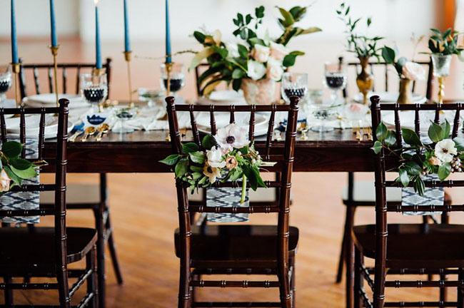 anemone chair decor