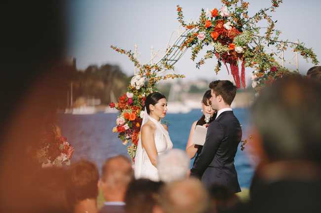 Hunters Hill Wedding