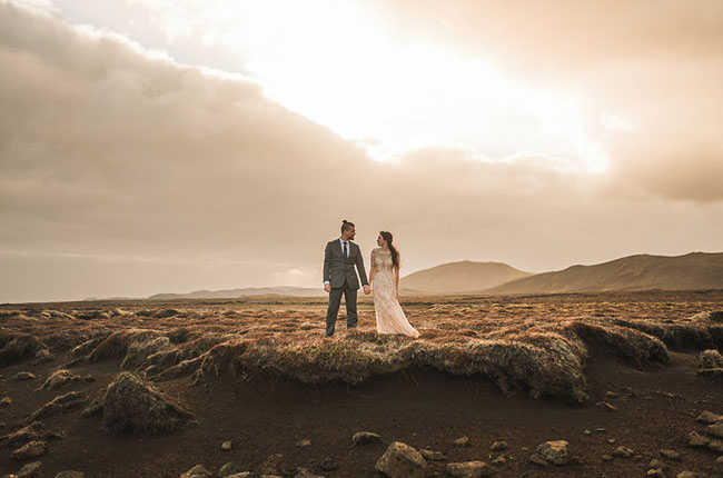 Iceland Vow Ceremony