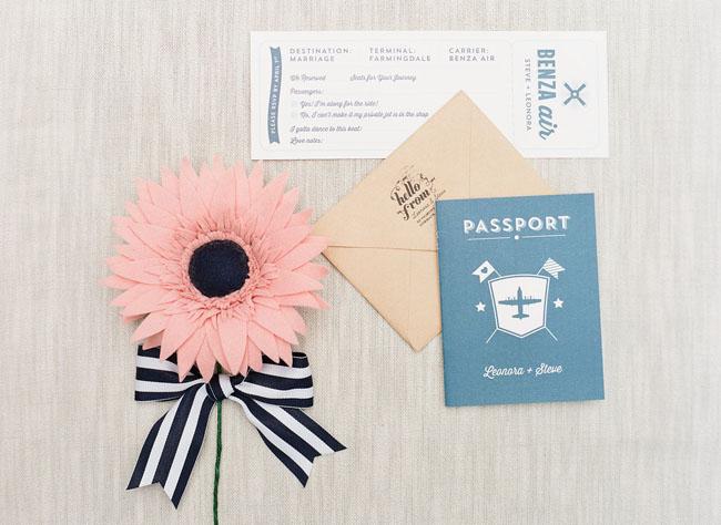 Travel Invitation