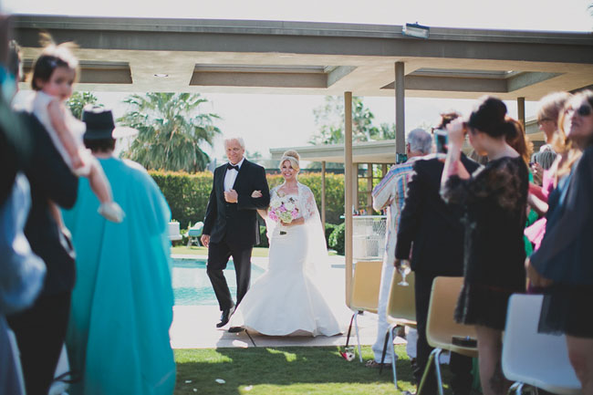 Frank Sinatra Estate Wedding