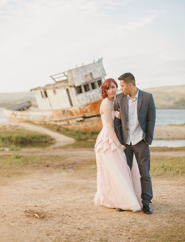 Magical Shipwreck Engagement