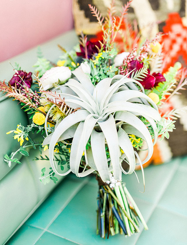airplant boquet
