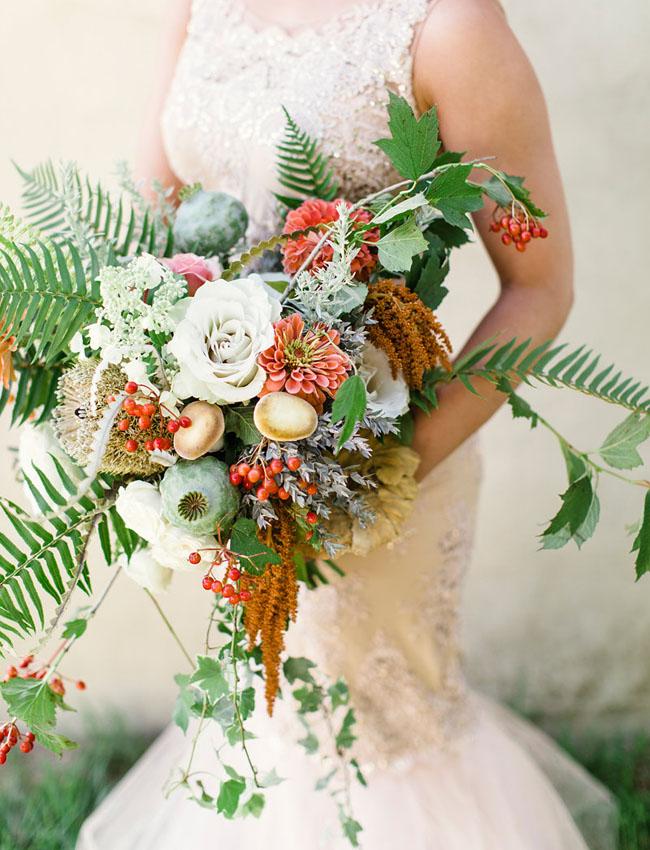 woodland bouquet