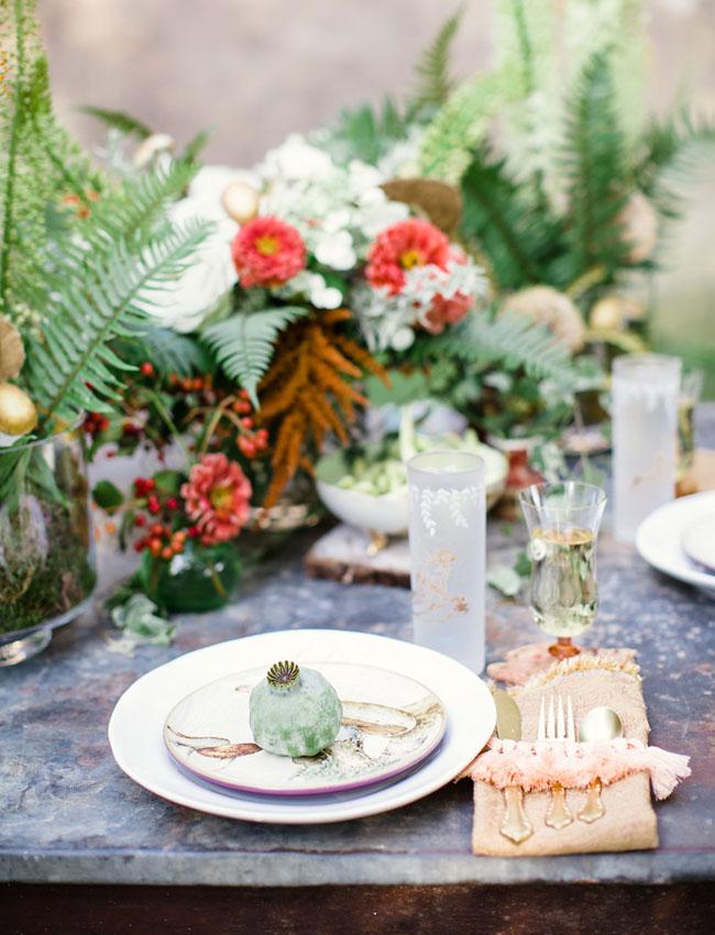 Woodland Wedding Inspiration