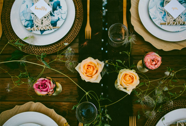 DIY Fall Dinner Party