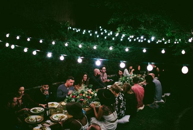 DIY Fall Dinner Party