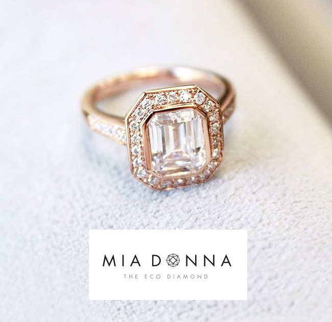 Wonderful Engagement Rings From MiaDonna