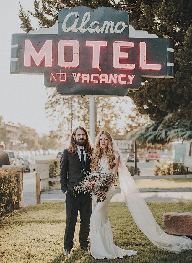 Alamo Hotel Wedding