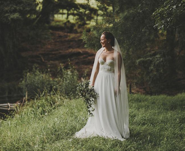 New Zealand Bride