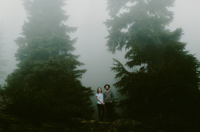 Foggy Forest Anniversary