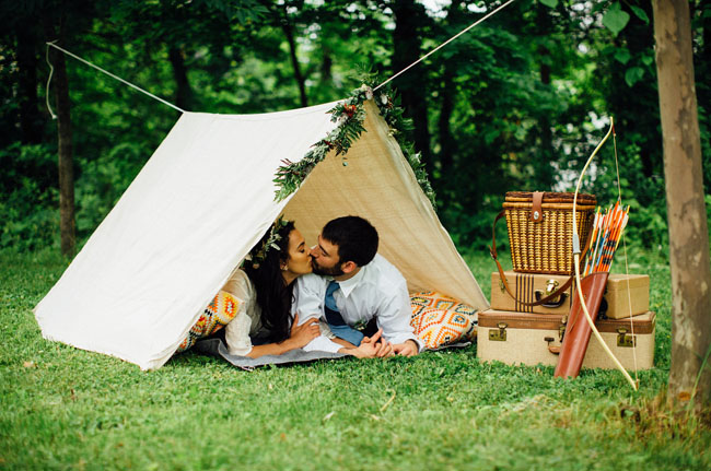 Girl Scout Camp Inspiration
