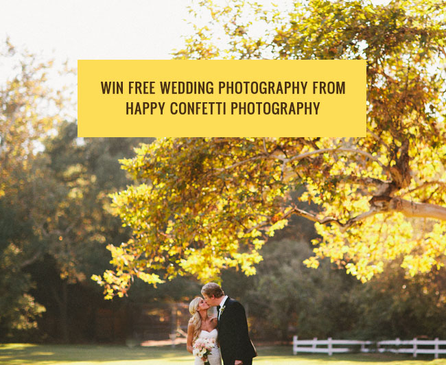 Happy Confetti Photography