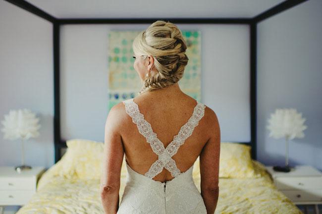 Yolan Cris Wedding Dress