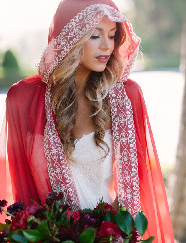 Little Red Riding Hood Inspiraiton