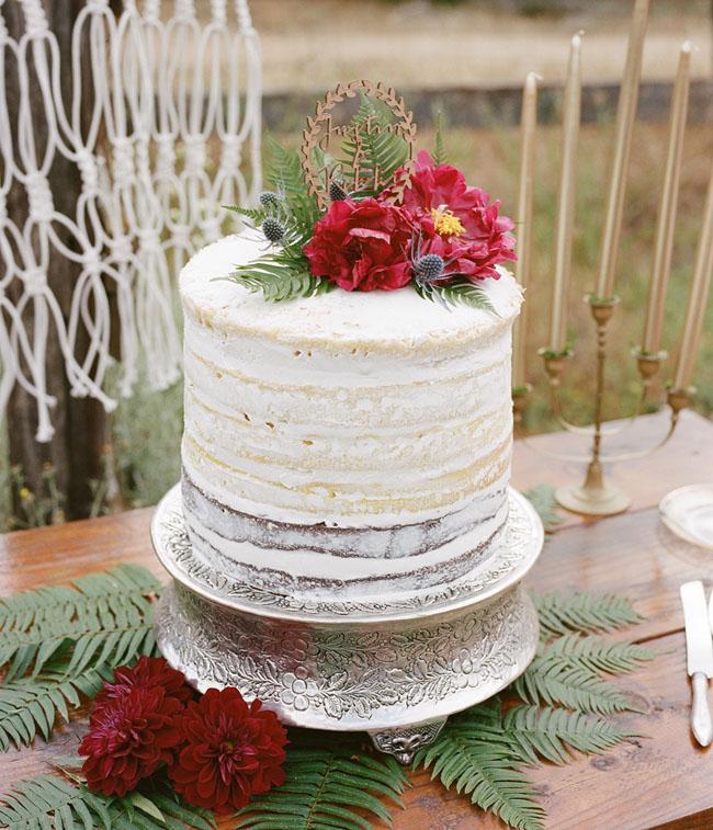 Mexi Boho Cake