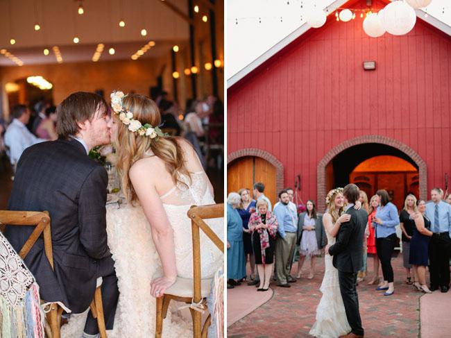 Pastel Boho Colorado Wedding