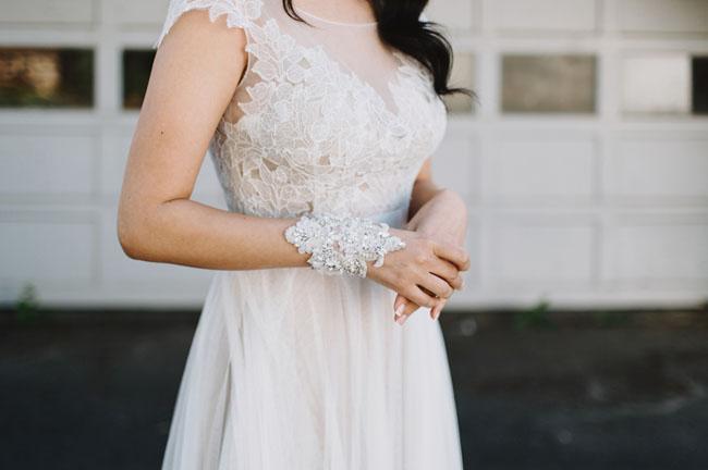 Custom Watters Gown