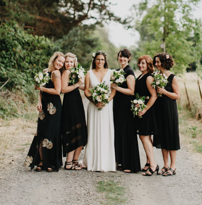Rustic Sauvie Island Wedding Summer Patrick