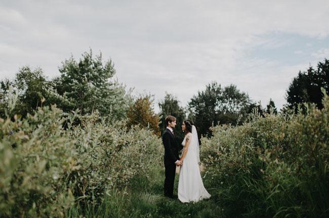 Sauvie Island Wedding