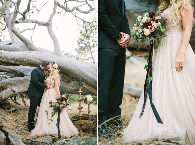Spellbound Inspired Wedding