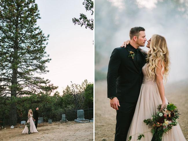 Spellbound Inspired Wedding