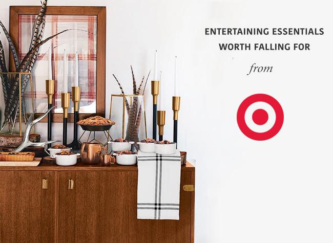 Target Fall Registry Essentials