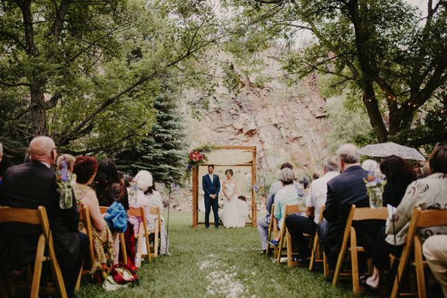 Bohemian Jewish Wwedding