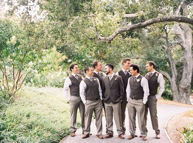 vest groomsmen