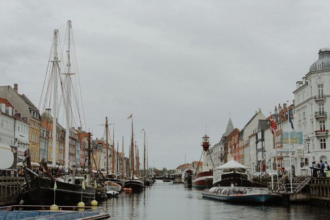 Copenhagen Elopement