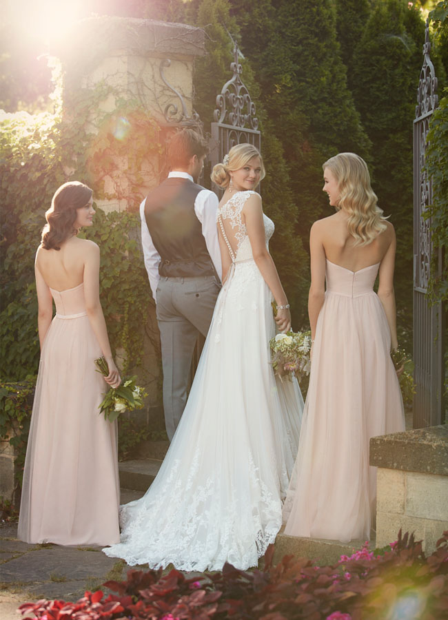 The Spring 2016 Wedding Dress Collection from Essense of Australia ...