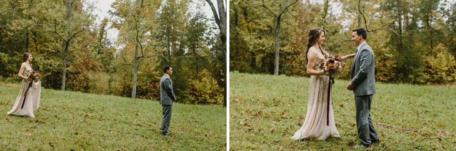Fall Virginia Wedding