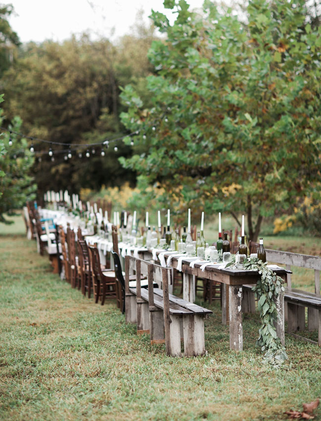 long family tables