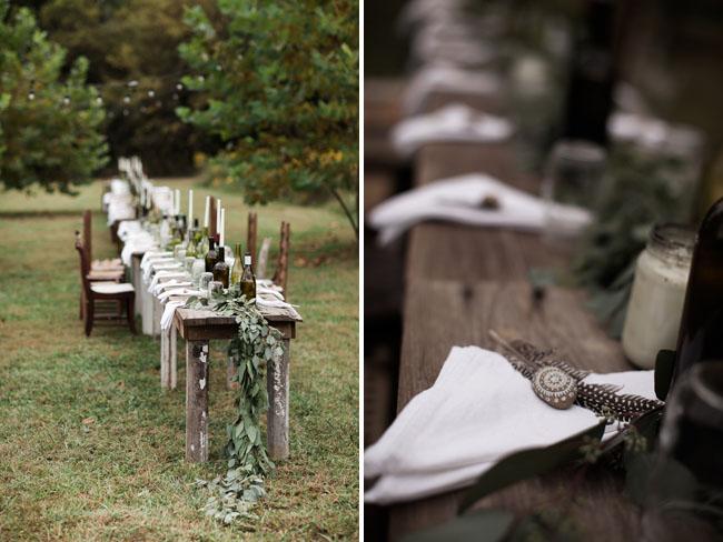 Boho Tennessee Wedding