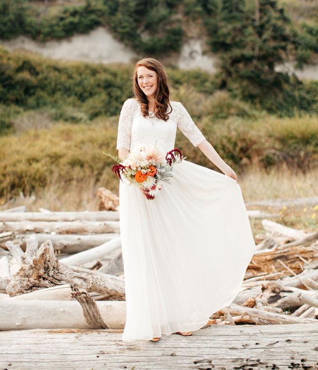 Rustic Wedding Dress 39 Cute Leanne Marshall Dress