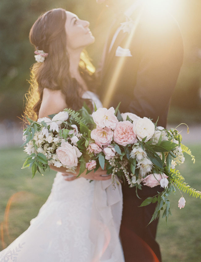 Soft Romantic Wedding