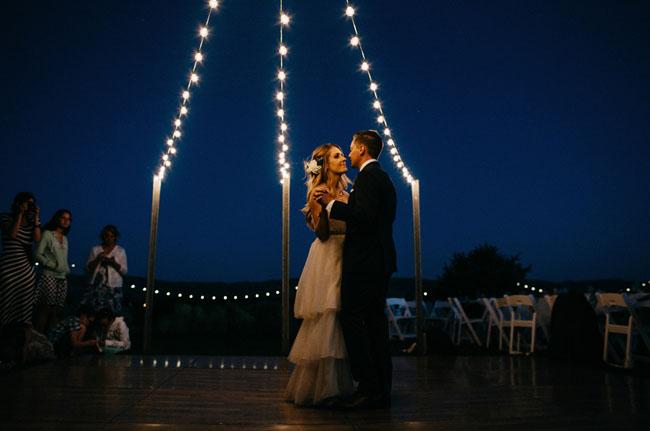 Lavender Farm Wedding