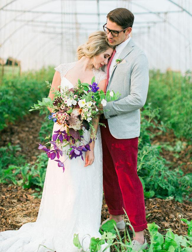 Science Inspired Wedding