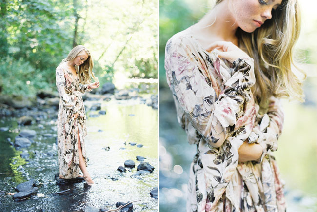 Lady Evelyn Robe