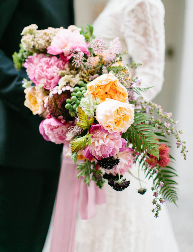 Soft Boho Inspiration Bouquet